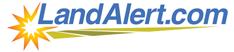 LandAlert.com Logo